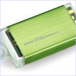 mini flashdisk plast-kov