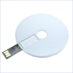 USB flash disk jako CD